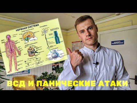 ВСД и Панические атаки. Врач пояснит!