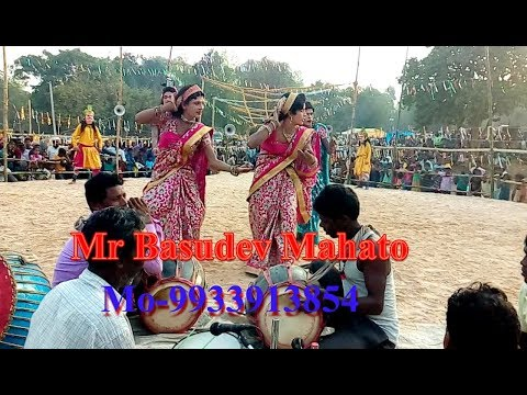 New Chow nach  Mr Basudev Mahato  part 2