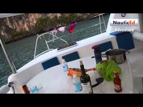 Boat Life Bareboat Chartering in Thailand with NauticEd