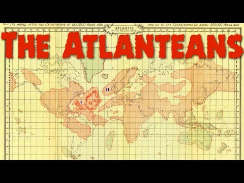 The Fourth Root Race: The Atlanteans