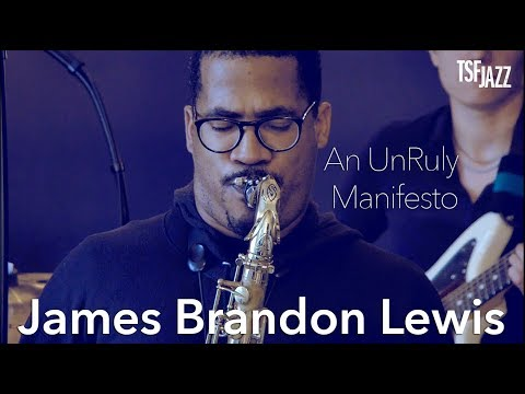 James Brandon Lewis quintet sur TSFJAZZ !