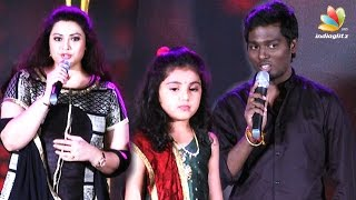 first theri award baby nainika receives best child artist at 12th we awards 2016