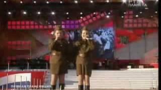 сестры Толмачевы - Катюша(, 2009-11-15T14:32:58.000Z)