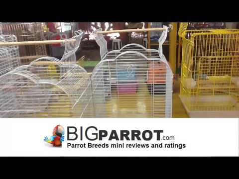 PARROT CAGES SMALL