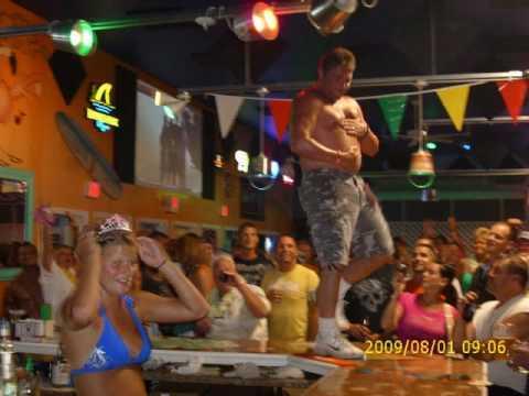 2009 Bikini Contest - Angola Indiana restaurant Club Paradise