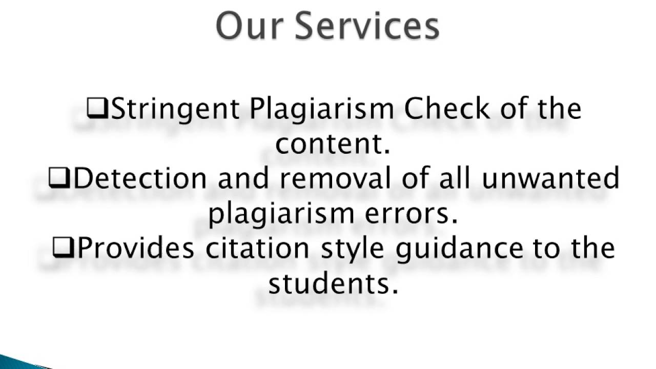 check my research paper for plagiarism