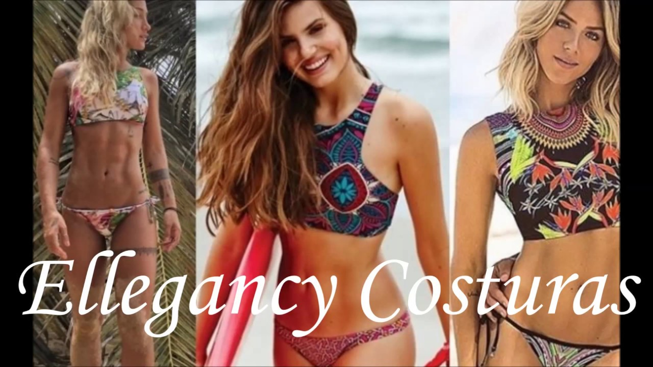 ce0c5398ffc8 Look Praia com o Biquíni Cropped Confortável e Lindíssimo. - YouTube