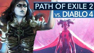 Path of Exile 2 ist die größte Gefahr für Diablo 4 - Warum?