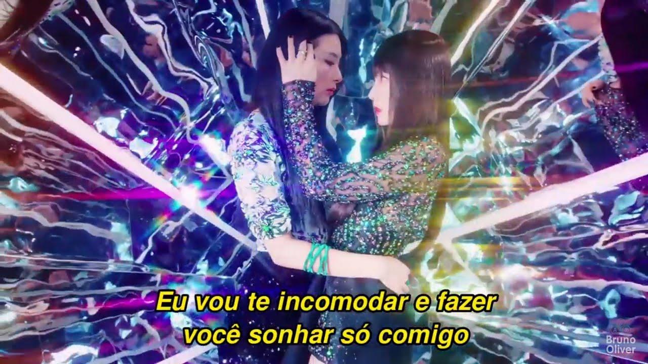 Irene Seulgi Red Velvet Monster Tradução Legendado Youtube