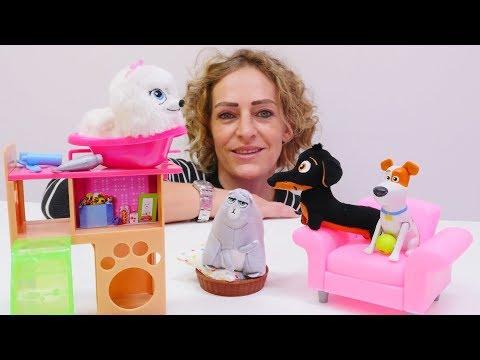 Spielspaß mit Nicole - Barbie macht Urlaub - Video für Kinder
