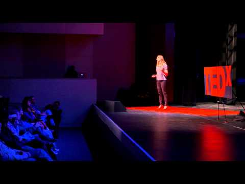 Care enough to push past the no's | Jodi Sagorin | TEDxPCC