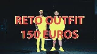 OUTFIT STREETWEAR POR 150€ - RETO @BYCALITOS - RESPUESTA A @TillasOnMyFeet | K&F
