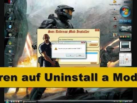 GTA San Andreas Mod Installer +Download Link
