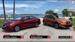 2020 Nissan Versa Vs. Nissan Kicks – The $20,000 New Car Question?