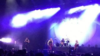 Apocalyptica & Franky Perez Live House Of Chains & Shadowmaker