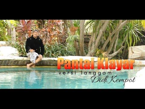 Pantai Klayar (Versi Langgam) - Didi Kempot [OFFICIAL]