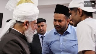 The Caliph in Germany - All Access (Part 2) - 300 Refugees