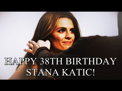 ► HAPPY 38th BIRTHDAY STANA KATIC!