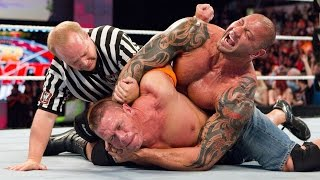 7 submission holds you don't remember