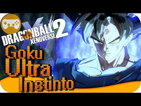 GOKU ULTRA INSTINTO vs GOKU ULTRA INSTINTO | DRAGON BALL XENOVERSE 2 MODS EpsilonGamex