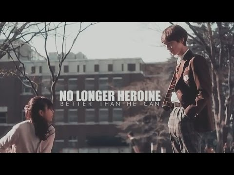 No Longer Heroine | Hatori x Kosuke