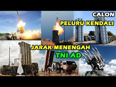 MENDESAK !! PELURU KENDALI JARAK MENENGAH SEGERA MASUK ARSENAL ALUTSISTA BARU TNI AD