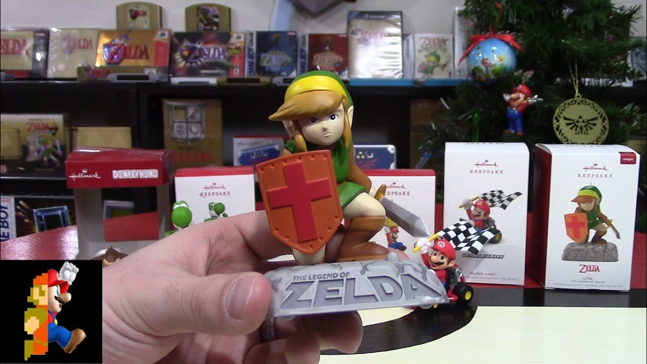 Nintendo Christmas Tree Ornaments – 12 Days of Nintendo Christmas Day 10