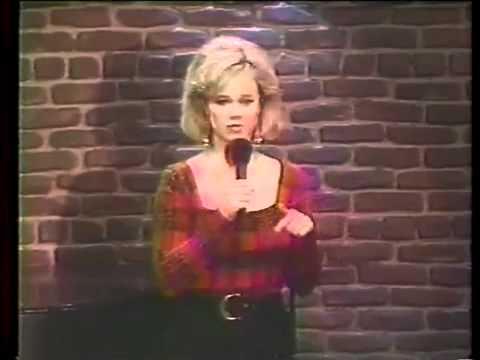 CAROLINE RHEA  Standup Comedian Video