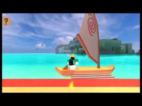 ROBLOX: Island Adventures Custom Game (Moana) - Elite Builders of Robloxia - Event Gameplay nr.0728