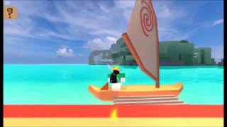 ROBLOX: Island Adventures Custom Game (Moana) - Elite Builders of Robloxia - Event Gameplay nr.0728