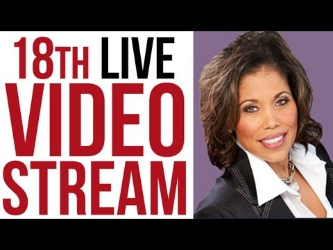 18th Live Stream with Carlton & Gina Pearson - The Love Series