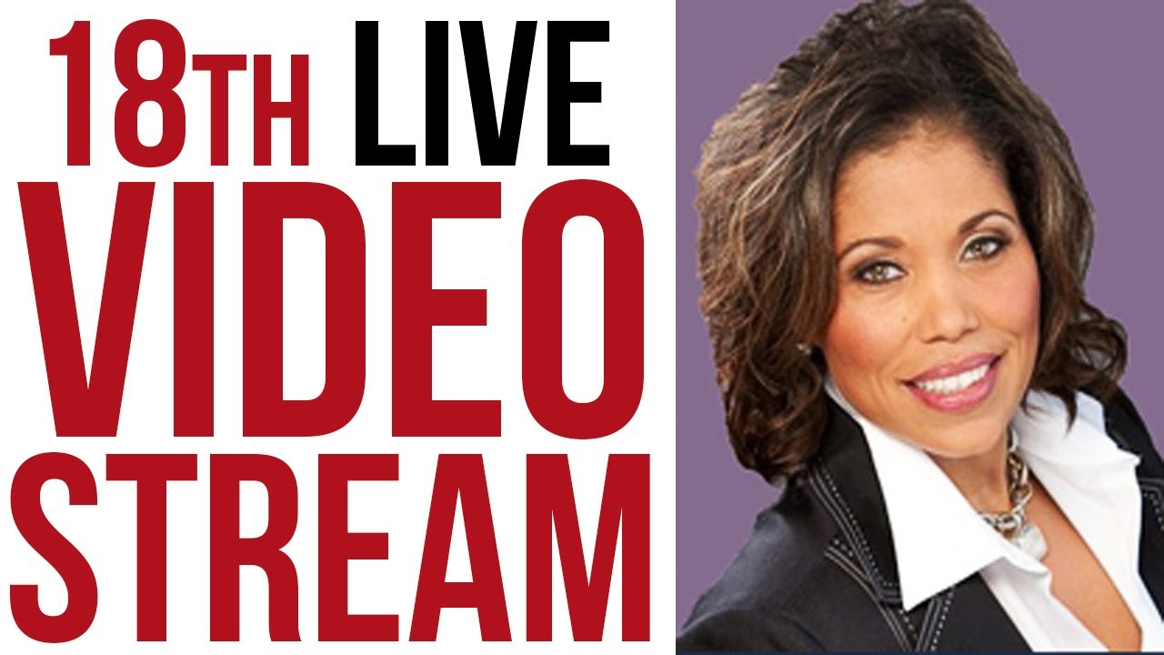 18th Live Stream With Carlton Gina Pearson The Love Series