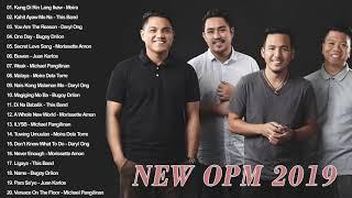 NEW OPM 2019 - December Avenue, Moira Dela Torre, Michael Pangilinan, Morissette Amon, Daryl Ong