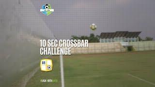 Download Video [10 Second Crossbar Challenge] PS. Barito Putera MP3 3GP MP4
