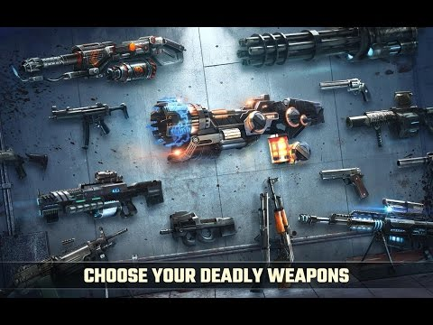 DEAD TARGET: Zombie || All Weapons - No Hack 「Android Gameplay」