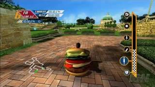 Pocketbike Racer Xbox 360 Gameplay - Whopper Jr.