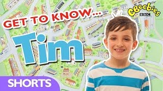 CBeebies: Get to Know Tim from Topsy and Tim