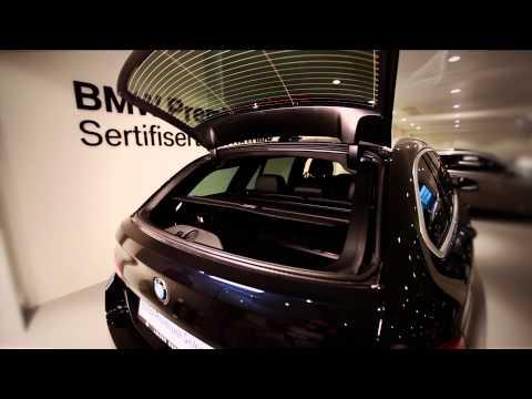 BMW 5-serie 520d xDrive Touring 163hk Advantage Edition aut.