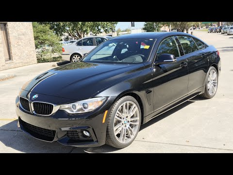 2016 BMW 428i Gran Coupe M Sport Full Review Start Up Exhaust