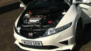 Road test: Honda Civic Mugen