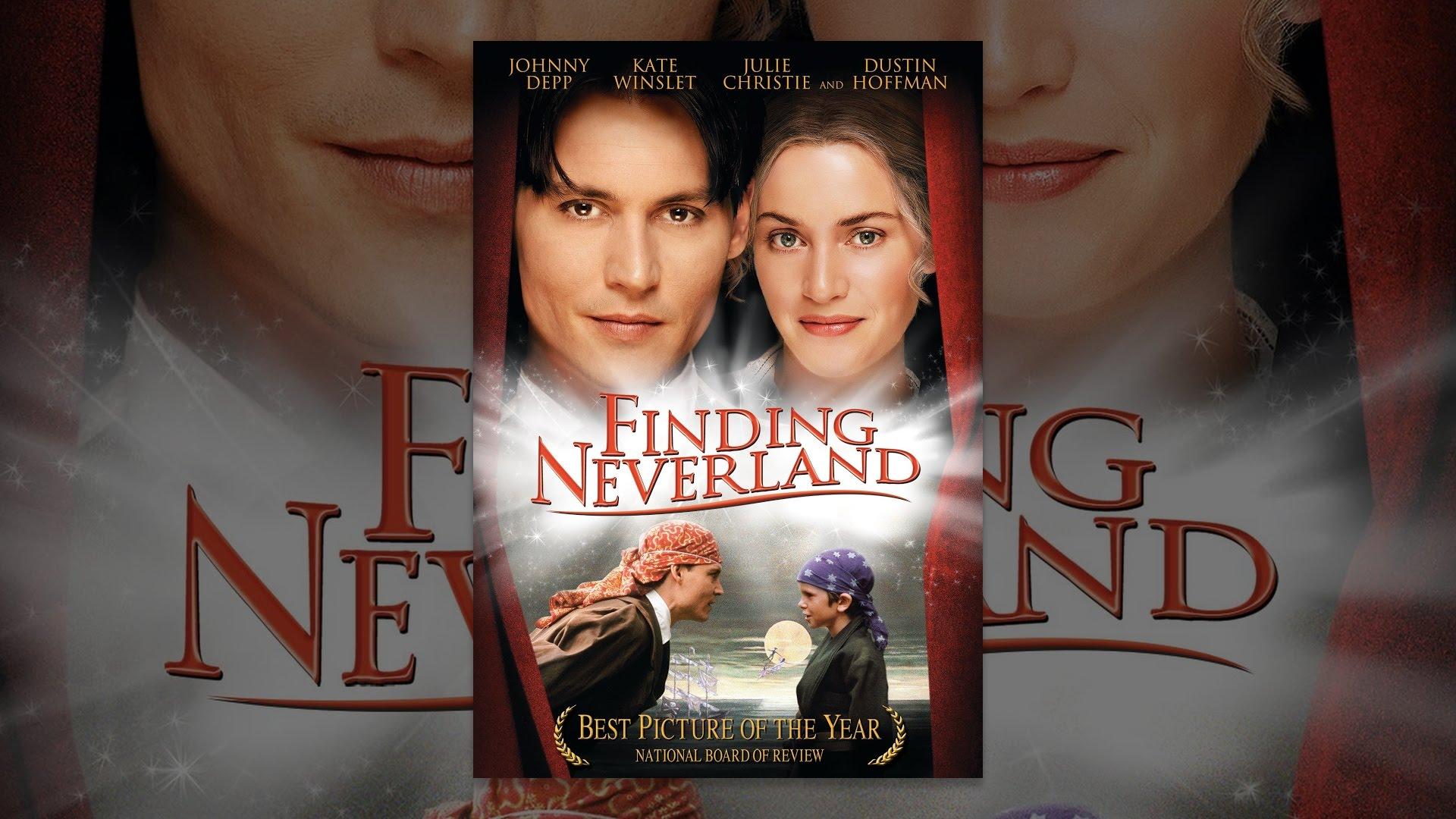 Finding Neverland | Official Trailer (HD) - Johnny Depp, Kate Winslet
