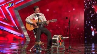 Vietnam's got talent 2014 : vừa chơi kèn vừa đàn ghita (16/11/2014)