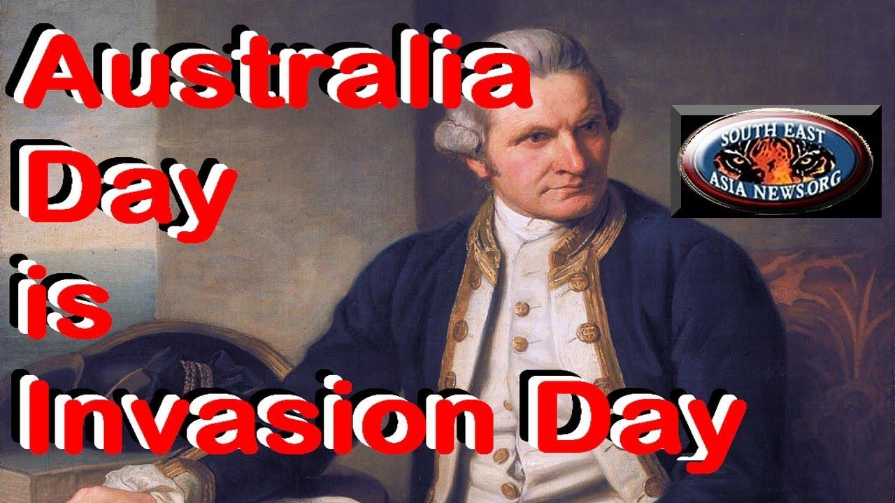 Australia Day Invasion Day