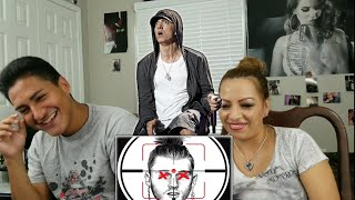 MOM REACTS TO EMINEM- KILLSHOT (OFFICIAL AUDIO)