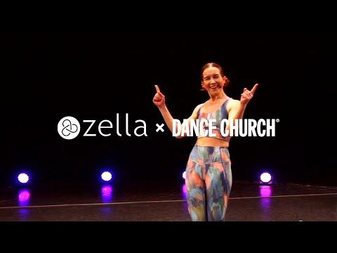 Zella x Dance Church