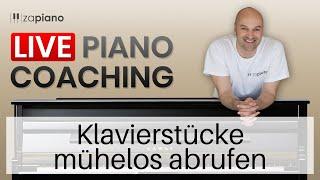 Klavierstücke mühelos abrufen của Klavier lernen nach der Zapiano Methode 0 lượt xem