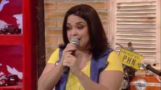 Érika Vilela no PHN - 10/03/2015 - Bloco 1