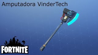 The Fastest Axe / VinderTech Amputator Fortnite: Saving the World #394