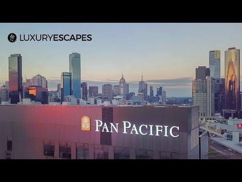 Pan Pacific Hotel Melbourne Australia