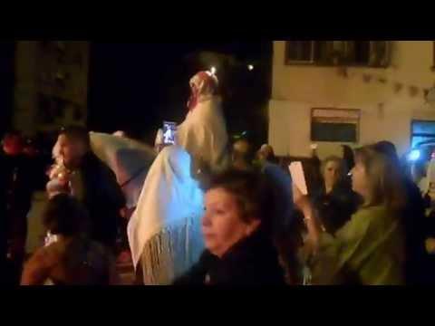 CHERCHELL:Un mariage selon,le rite nuptial de SIDI MAAMAR.Un mariage original et originel
